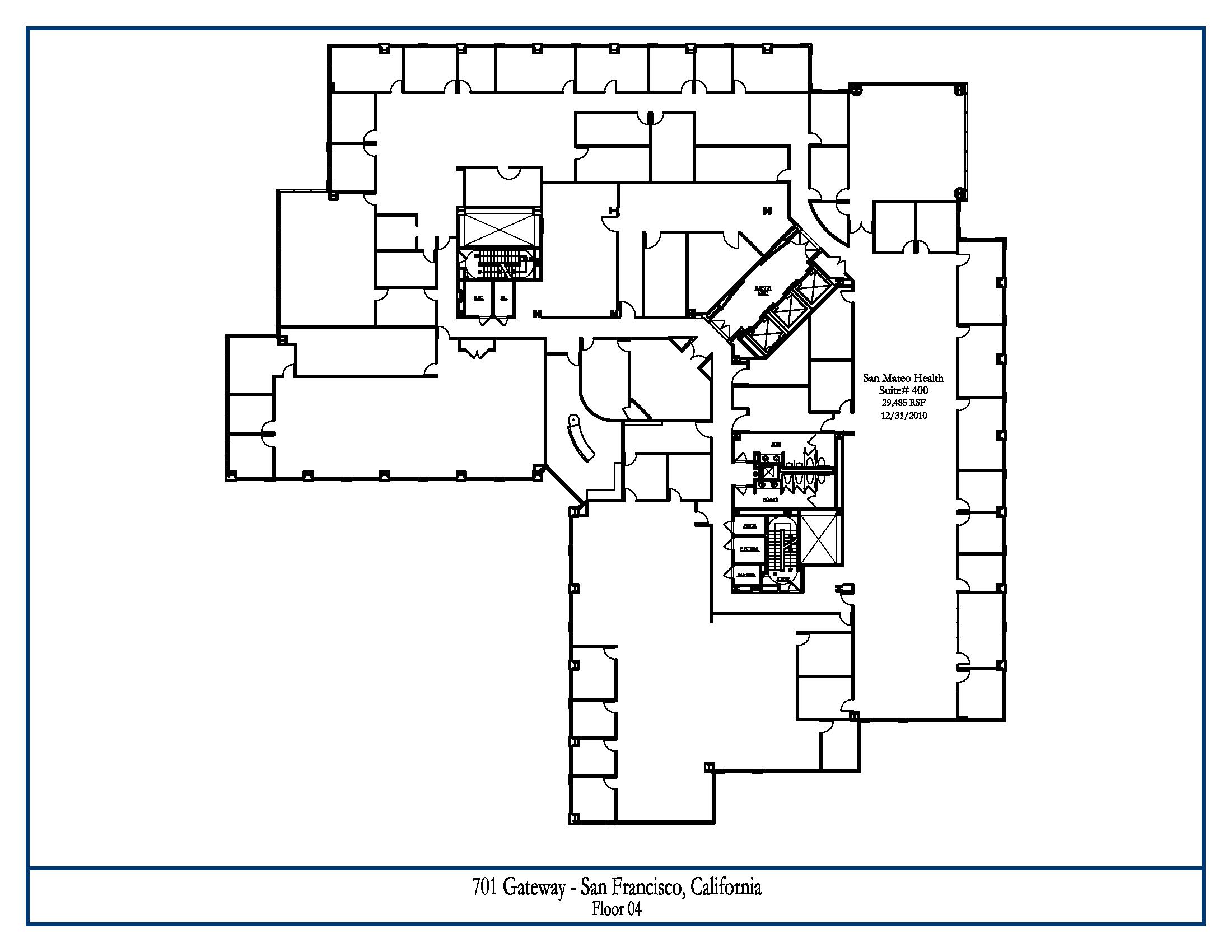 As Built Floor Plans Accurate Space Inc
